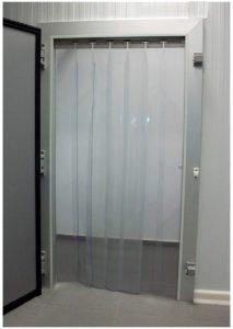 Porte à lanières PVC
